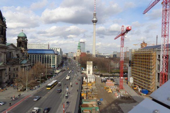 Rügen en Berlijn