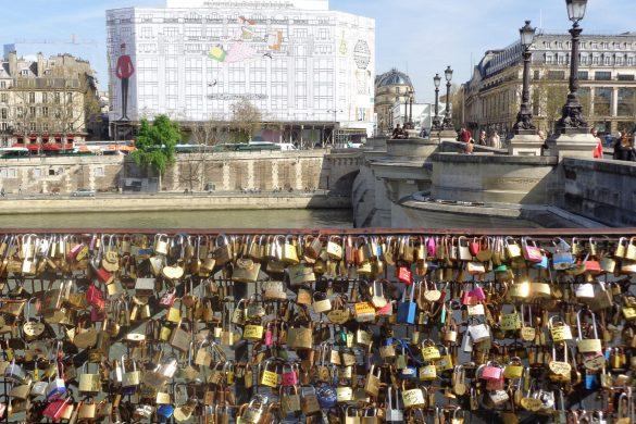 Fietsen in Parijs