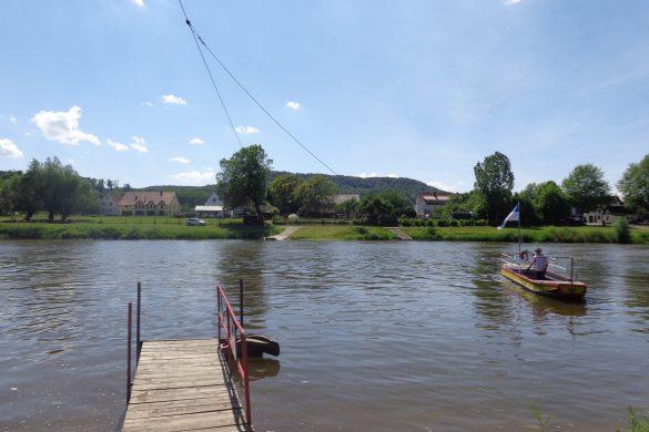 Fietsen langs de Duitse Weser