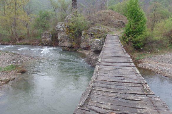 primitieve brug