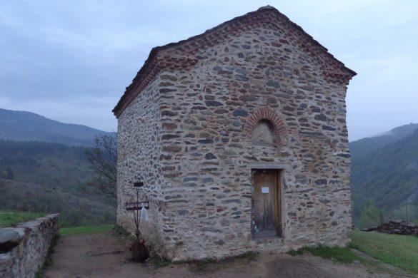 kerkje Servisch Meteora