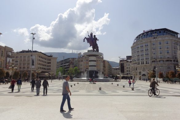 Macedonië-plein