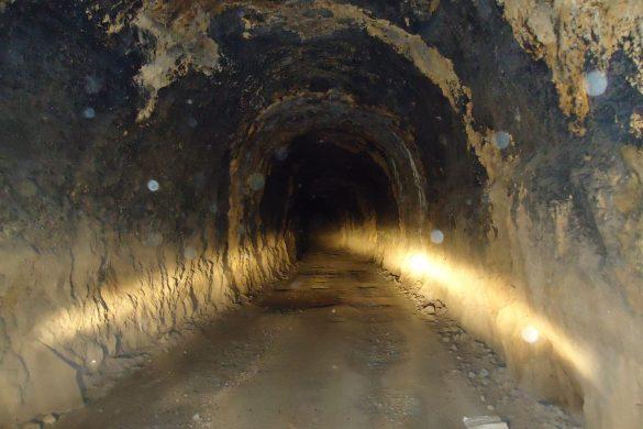Bosnische tunneltjesroute