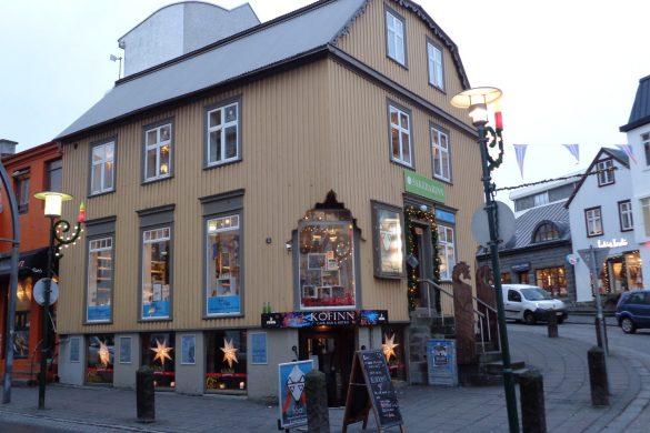 Jaarwisseling in Reykjavik
