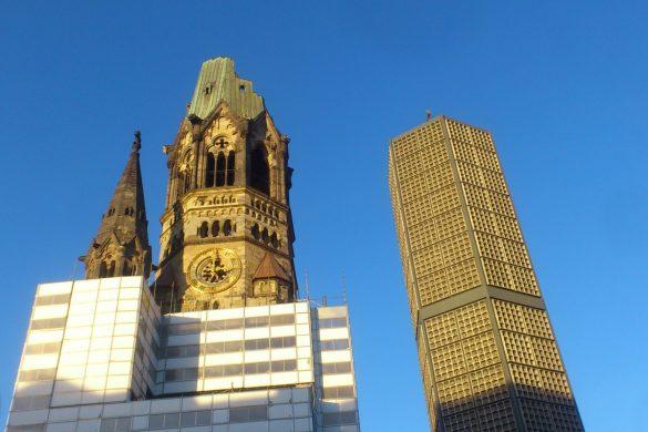 Berlijn: gute Rutsch