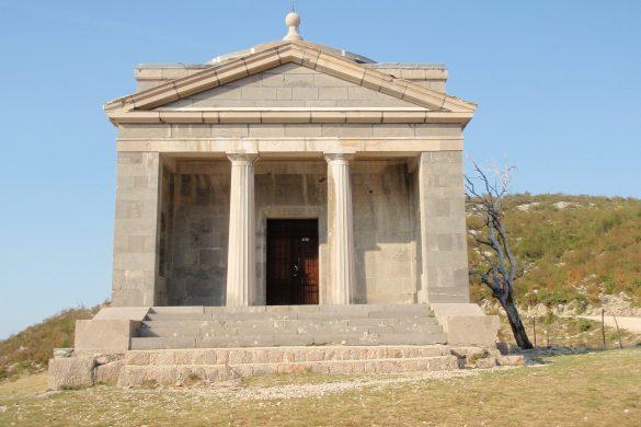 Katholiek heiligdom in Kroatië
