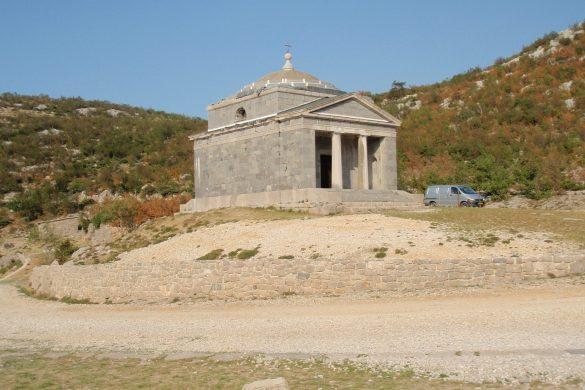 Katholiek heiligdom Kroatië