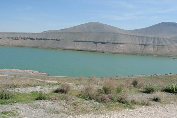 Acigöl kratermeer