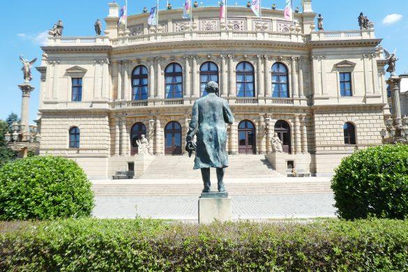 Concertgebouw in Praag