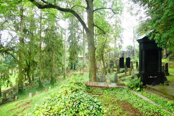 Joodse begraafplaats Třebíč
