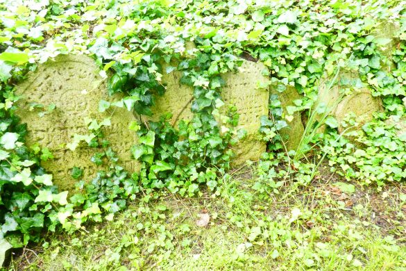 Joodse begraafplaats van Třebíč