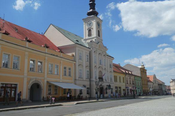 centrale plein Rokycany