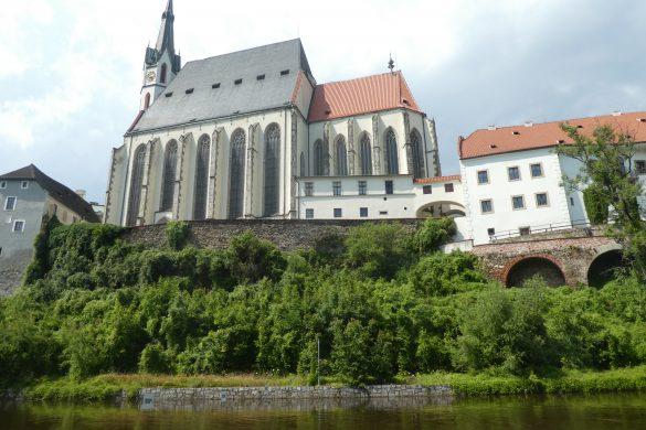 kerk Český Krumlov