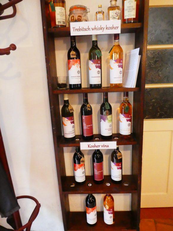kosjere wijn