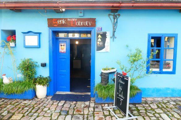leuk restaurant in Polička