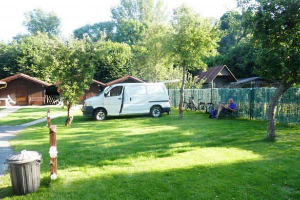 minicamping Trojska in Praag