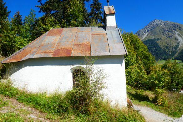 buitenkant kapelletje