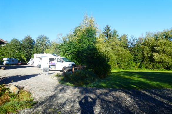 camping aan de Gruntensee