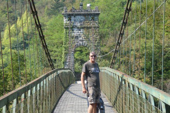 brug alleen voor voetgangers