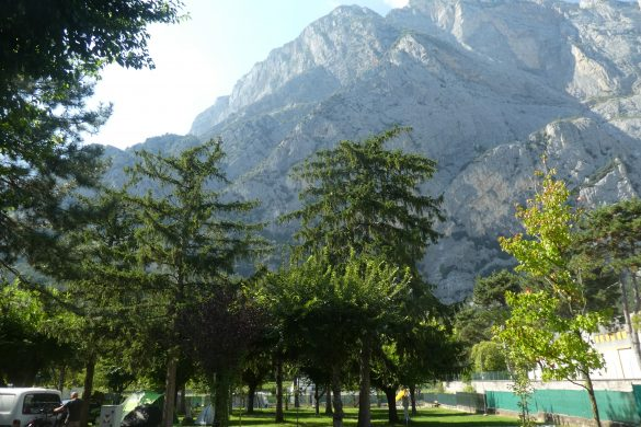 camping Daino in Pietramurata