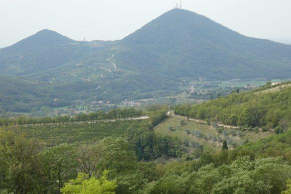 de Euganische Heuvels