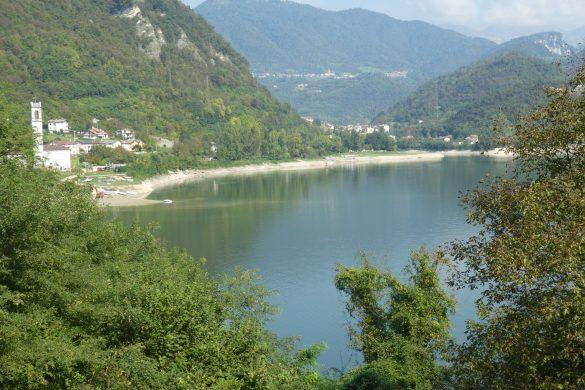 het Lago di Corlo