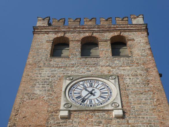 klokkentoren van Monselice