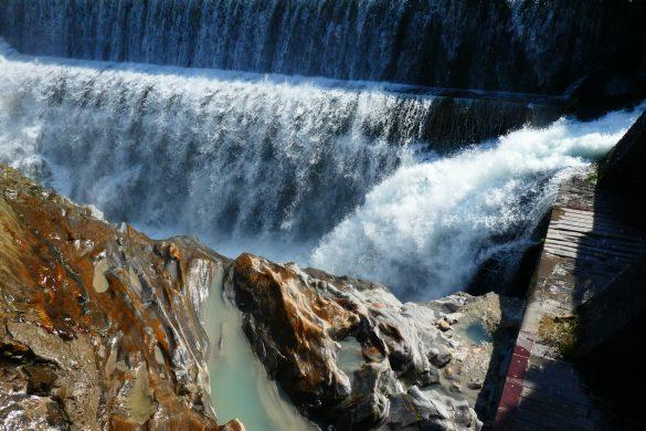 waterval bij Tel