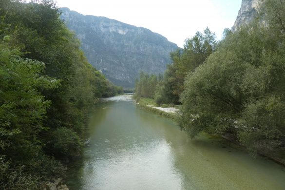 uitzicht op de Brenta