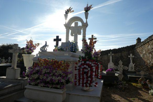 begraafplaats in Torquemada
