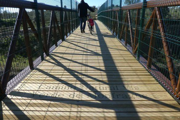 brug Via Verde de Monfragüe