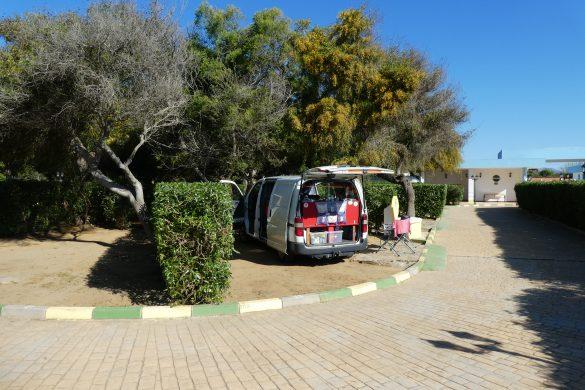 camping in La Linea